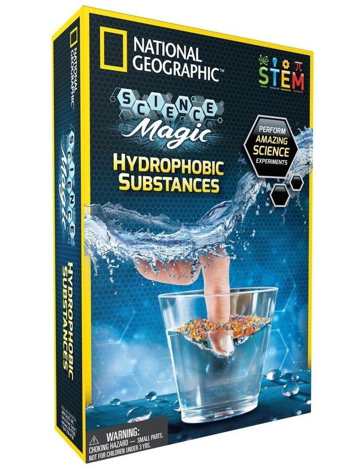 Science Magic Hydrophobic Substances image 1