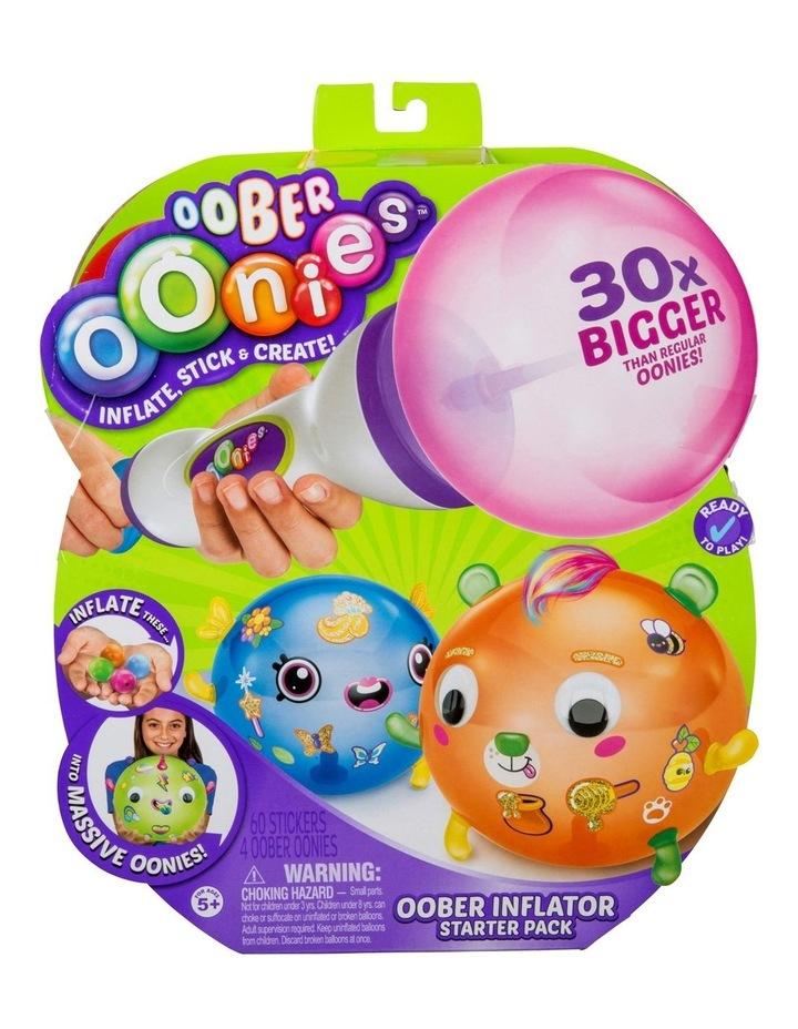 Oonies Series 3 Oober Oonies Starter Pack image 1
