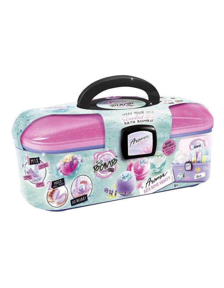 So Bomb Aromatherapy Bath Vanity Tool Case image 1