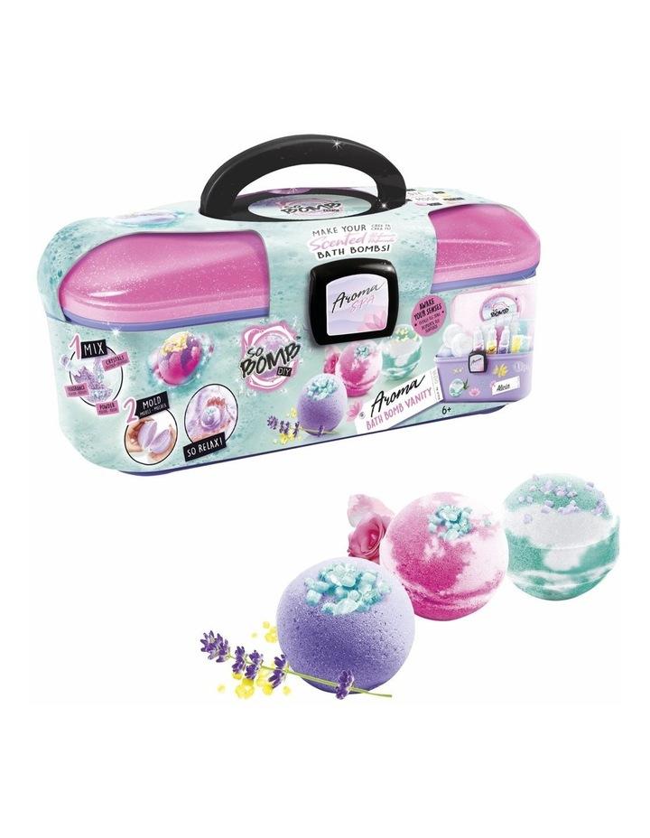 So Bomb Aromatherapy Bath Vanity Tool Case image 2