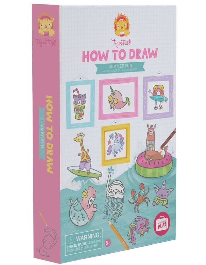 How to Draw - Summer Fun image 2