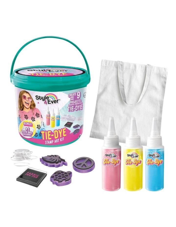 Tie Dye Bucket image 1