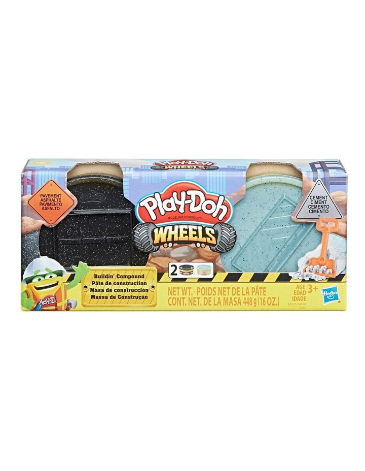 Wheels - Buildin Compound Play Set - Assortment image 1