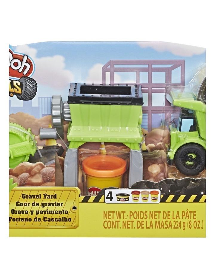 Gravel Yard Construction Play Set image 1