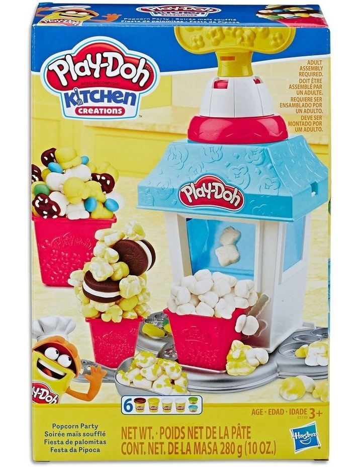 Kitchen Creations  Popcorn Party Play Food Set image 1