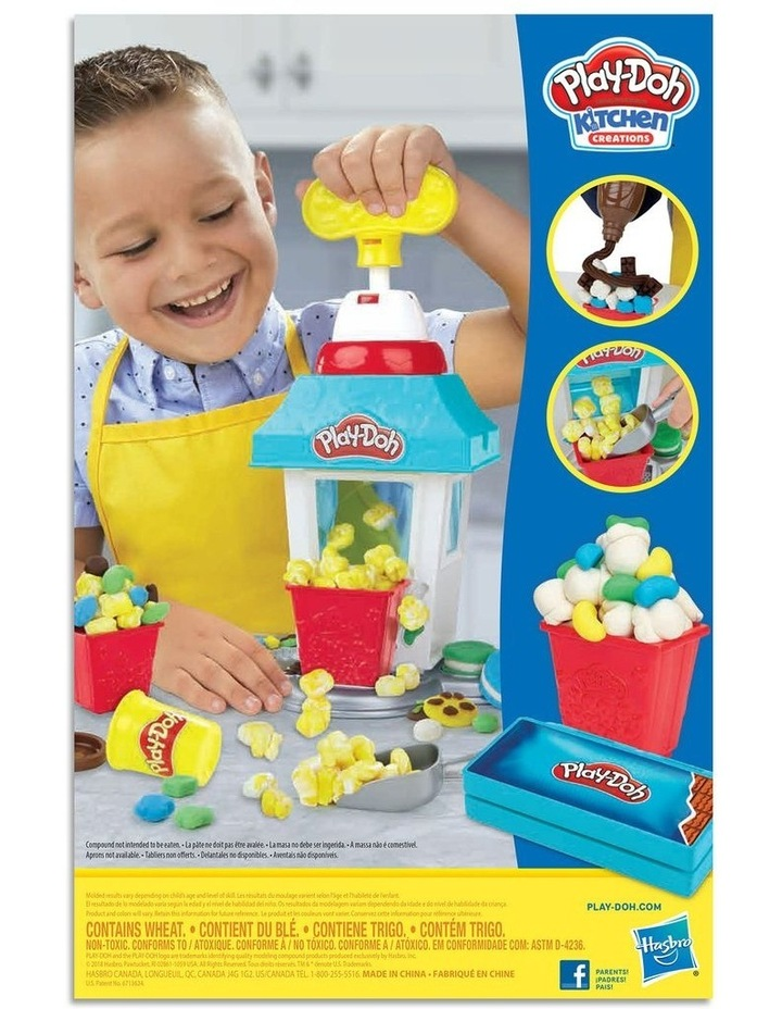 Kitchen Creations  Popcorn Party Play Food Set image 2