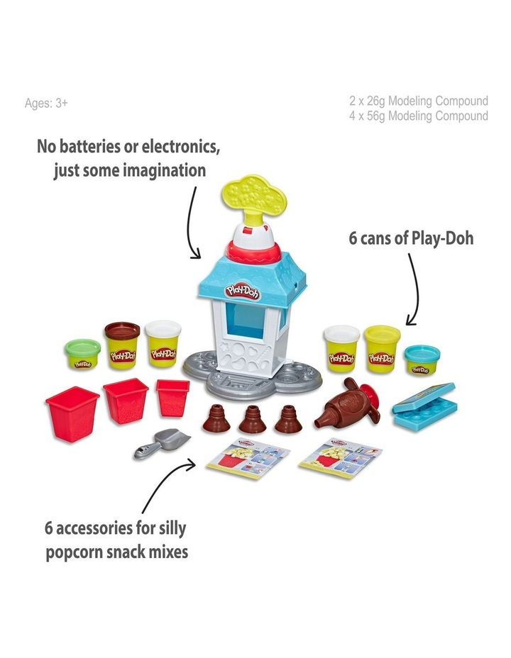 Kitchen Creations  Popcorn Party Play Food Set image 3