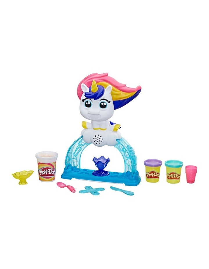 Kitchen Creations - Tootie the Unicorn Ice Cream Set Inc 3 tubs of dough image 2