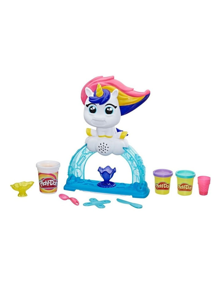 Kitchen Creations - Tootie the Unicorn Ice Cream Set Inc 3 tubs of dough image 3