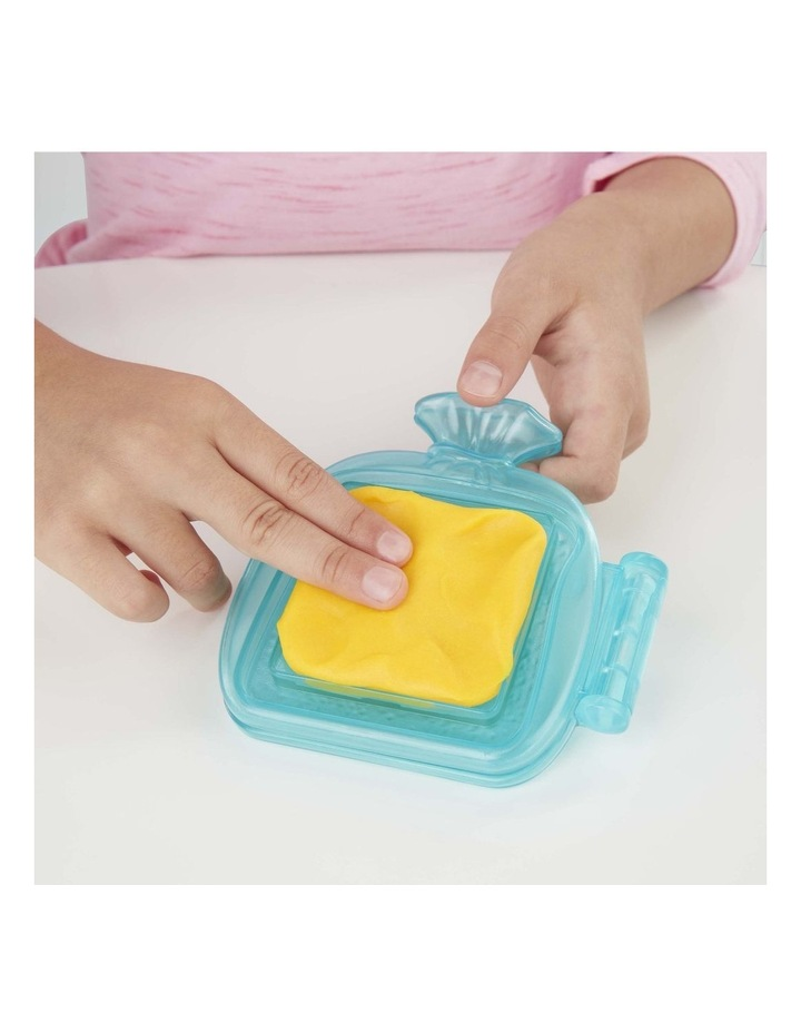 Kitchen Creations - Cheesy Sandwich Play Food Set - Incl Play-Doh Elastix Compound & 6 Dough Compounds image 6