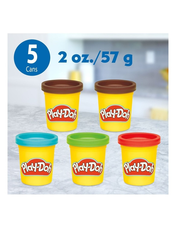 Play-Doh Kitchen Creations - Candy Delight Playset - Incl 5 Dough Compounds image 4