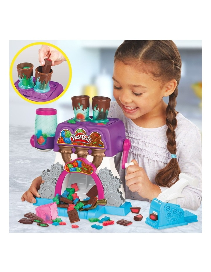 Play-Doh Kitchen Creations - Candy Delight Playset - Incl 5 Dough Compounds image 7