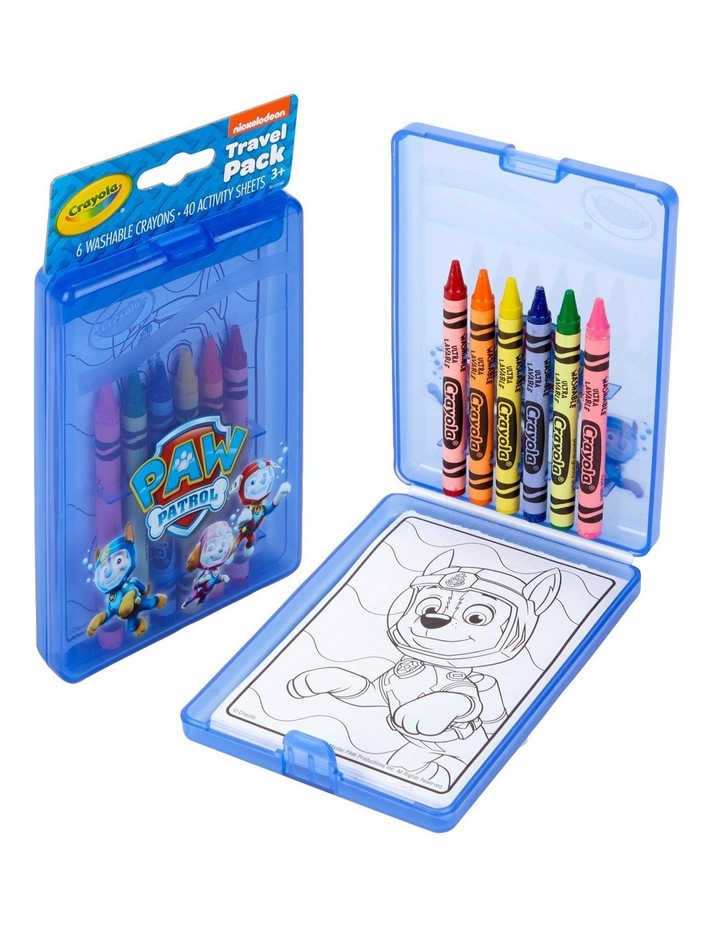 On The Go Travel Pack: Paw Patrol image 2