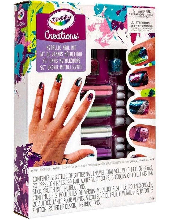 Creations: Metallic Nail Design Kit image 2