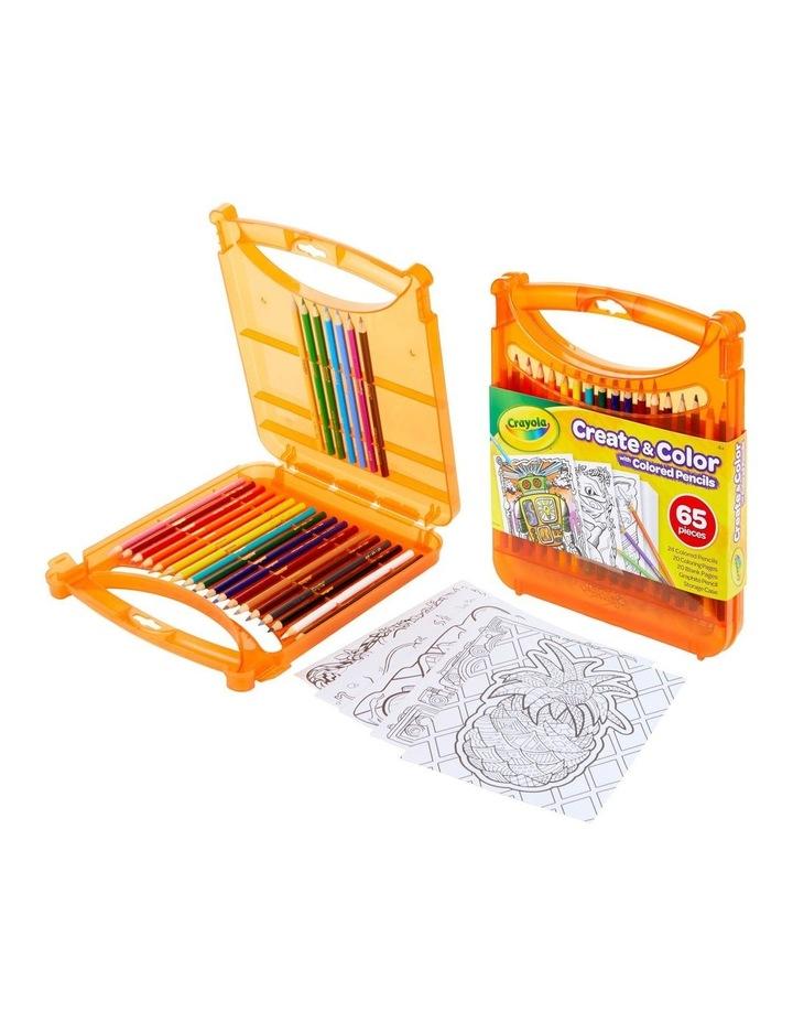 Create & Color Pencils image 2