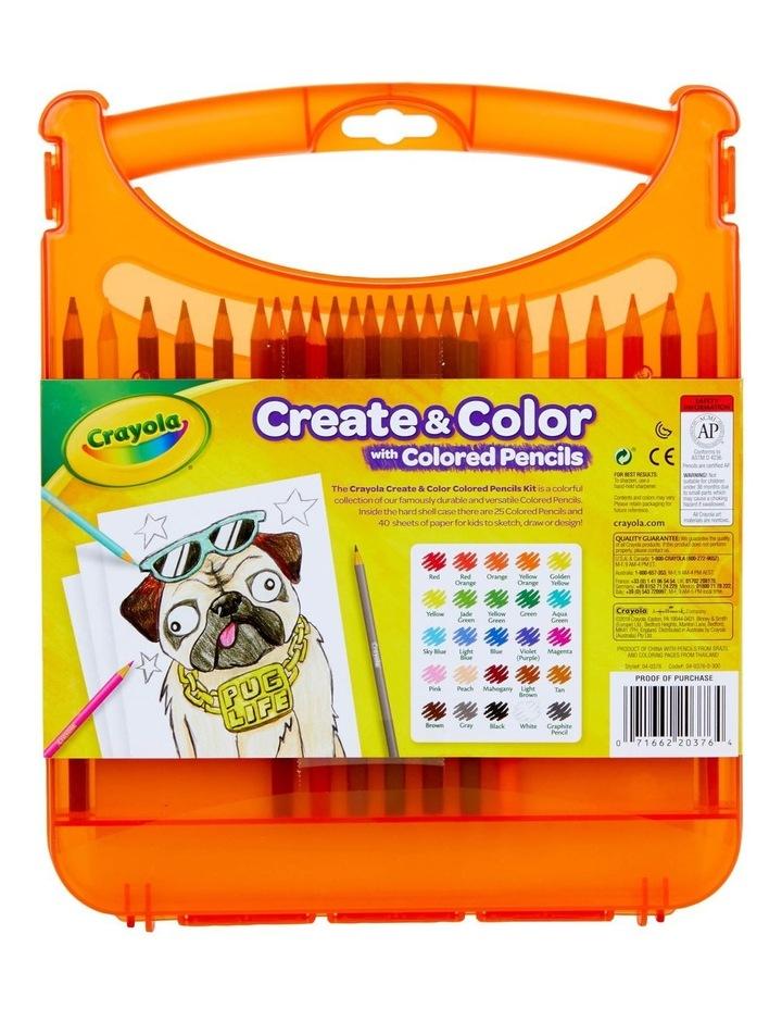 Create & Color Pencils image 4