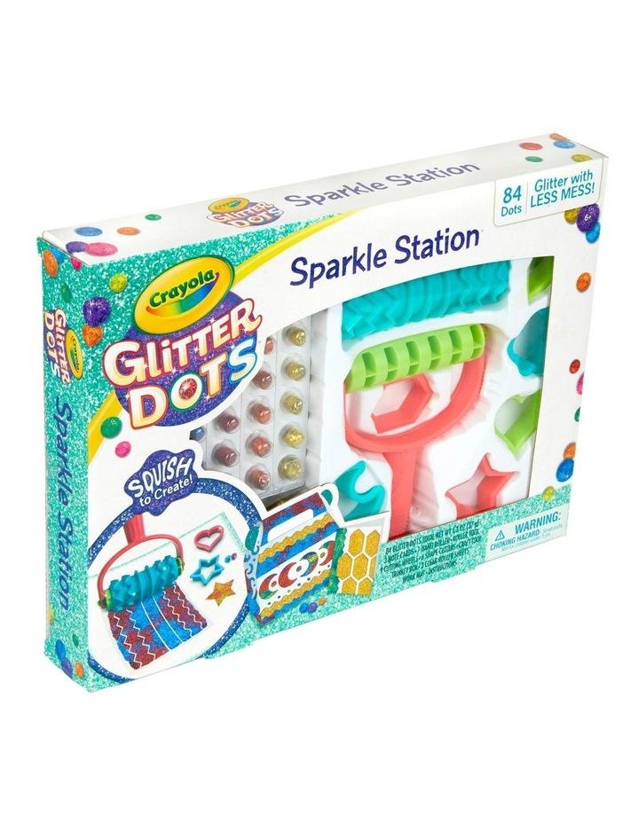 Glitter Dots Sparkle Station image 2