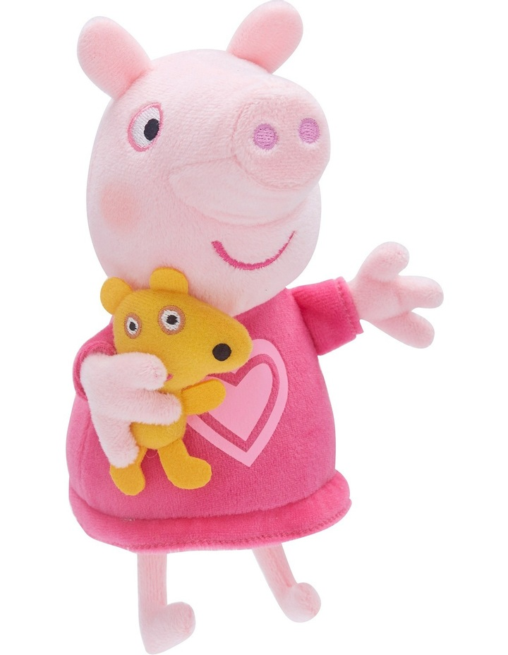 Peppa Pig Talking Bedtime Plush