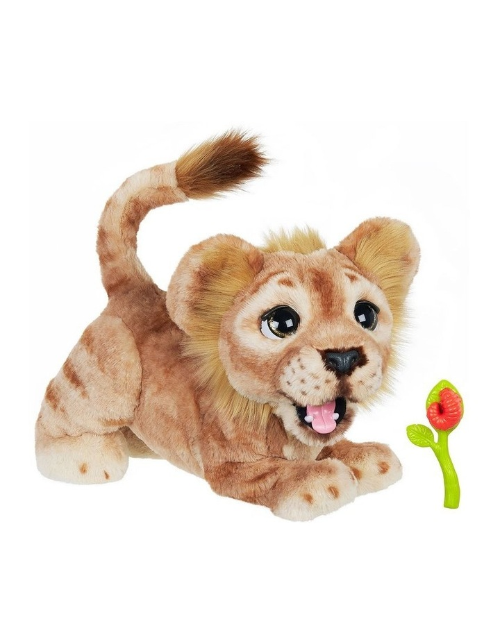 6d5676f9 FurReal Disney The Lion King Mighty Roar Simba Interactive FurReal Plush Pet