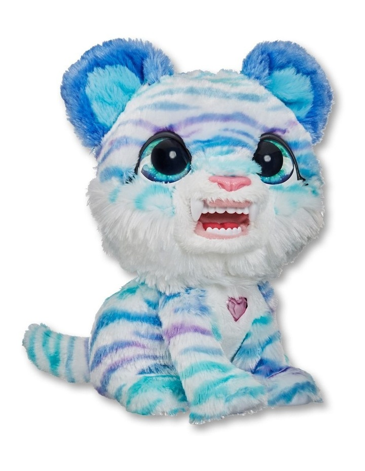 North the Sabertooth Kitty Interactive Pet Toy - 35  Sound & Motion Combinations image 1