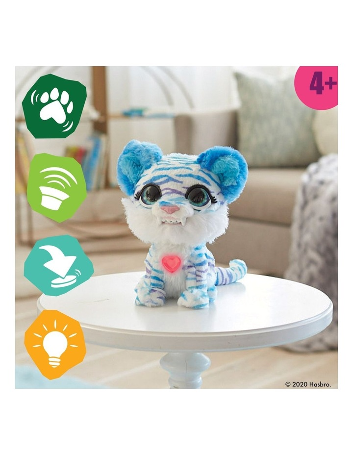 North the Sabertooth Kitty Interactive Pet Toy - 35  Sound & Motion Combinations image 4
