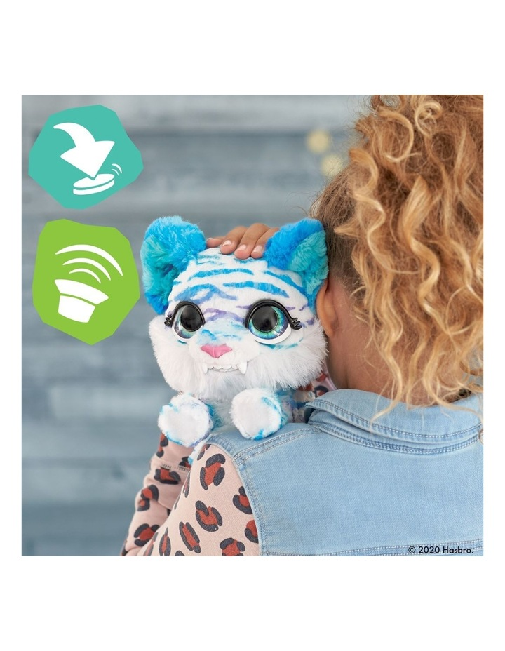 North the Sabertooth Kitty Interactive Pet Toy - 35  Sound & Motion Combinations image 5