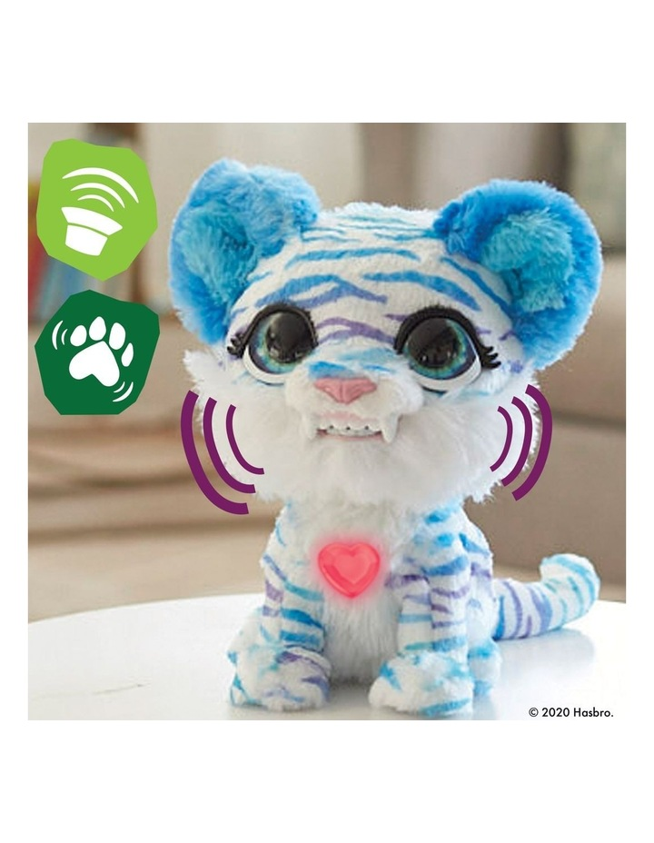 North the Sabertooth Kitty Interactive Pet Toy - 35  Sound & Motion Combinations image 7