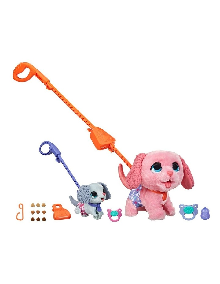 Potty Training Pups Interactive Pet Toy With Connectible Leash System image 2