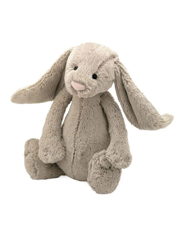 Bashful Beige Bunny Large image 1