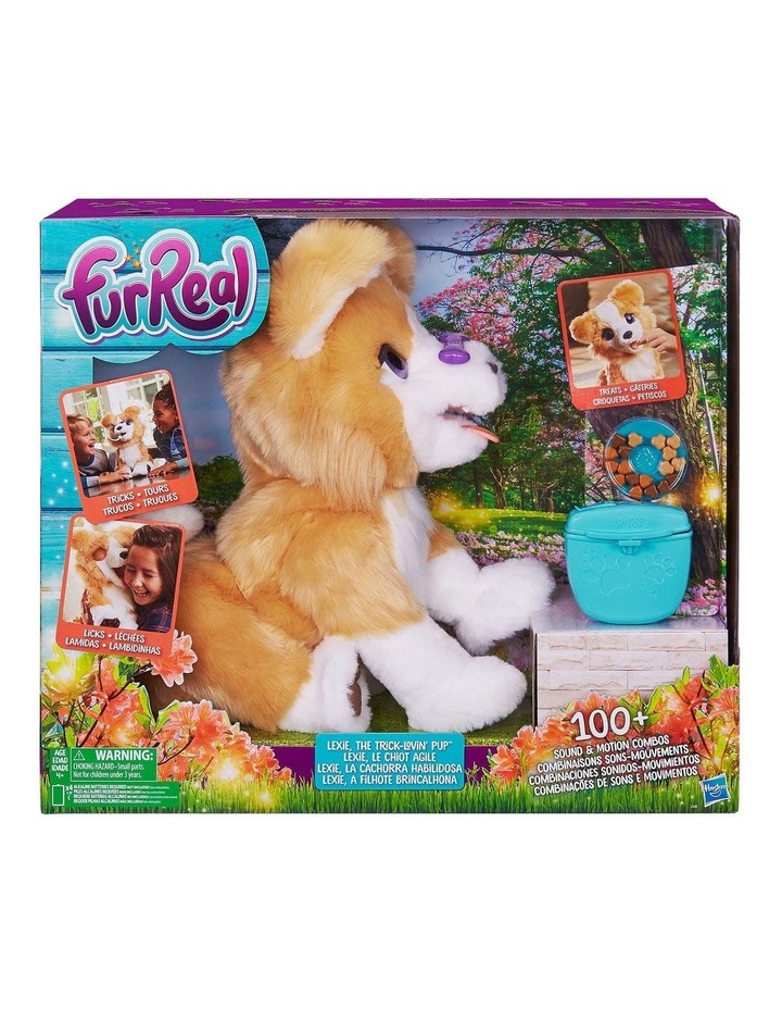 Furreal Friends Lexie The Trick Lovin' Pup image 3