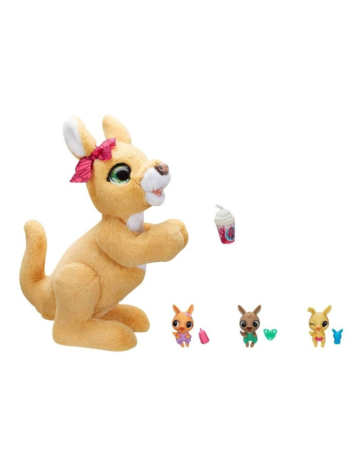 Mama Josie the Kangaroo Interactive Pet Toy -- 70  Sounds & Motions image 1