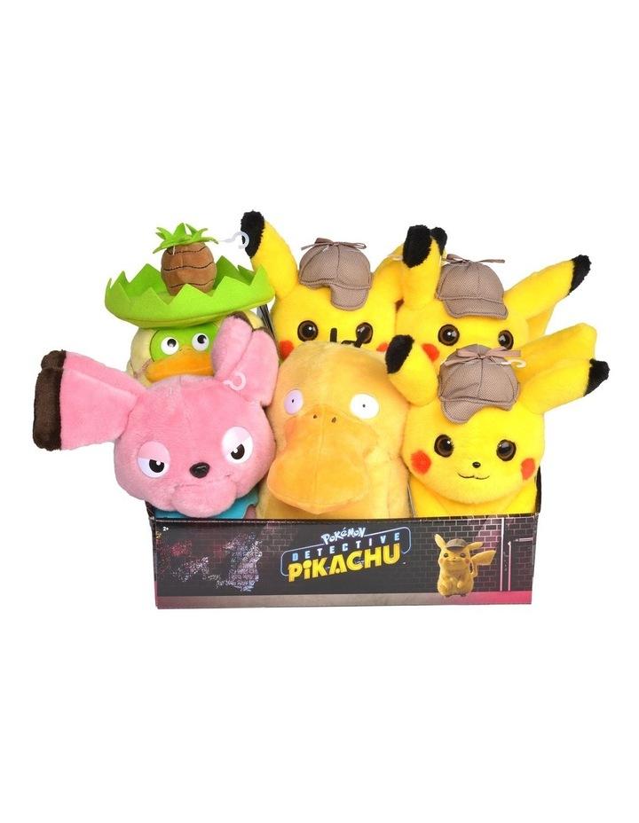 "Detective Pikachu 8"" Plush image 1"