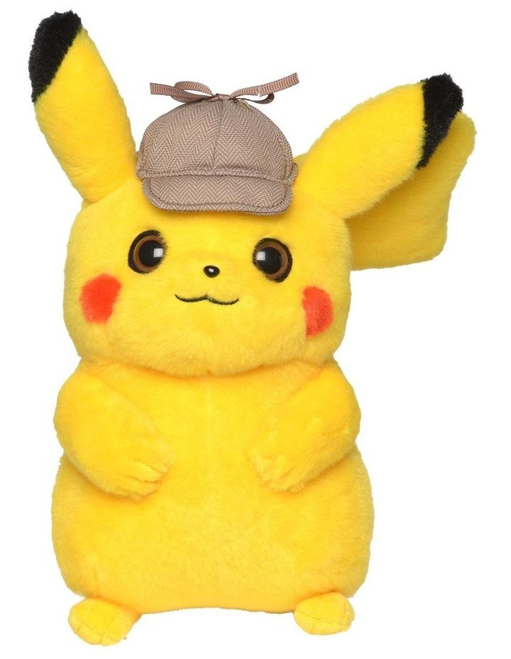 "Detective Pikachu 8"" Plush image 3"