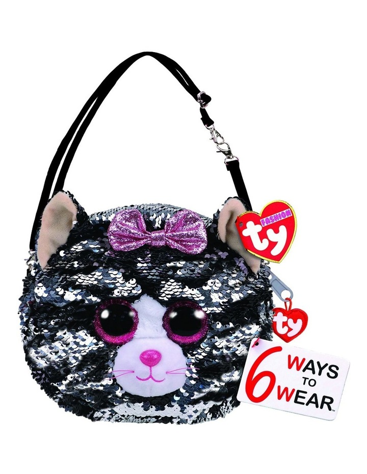 Fashion Sequin Purse Kiki Cat image 1
