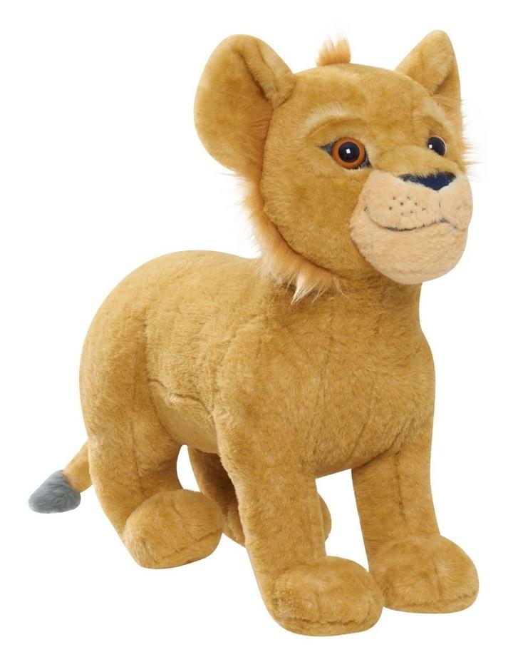 Disney Lion King Live Action Simba Medium Plush With Sound
