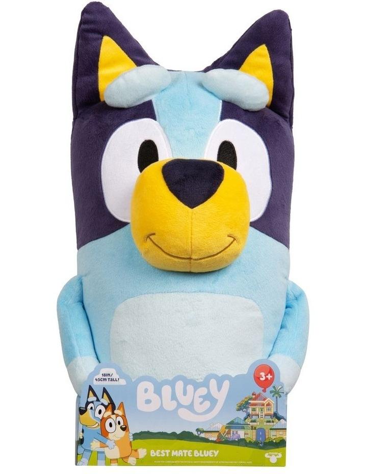 Best Mate Bluey Large Plush image 1