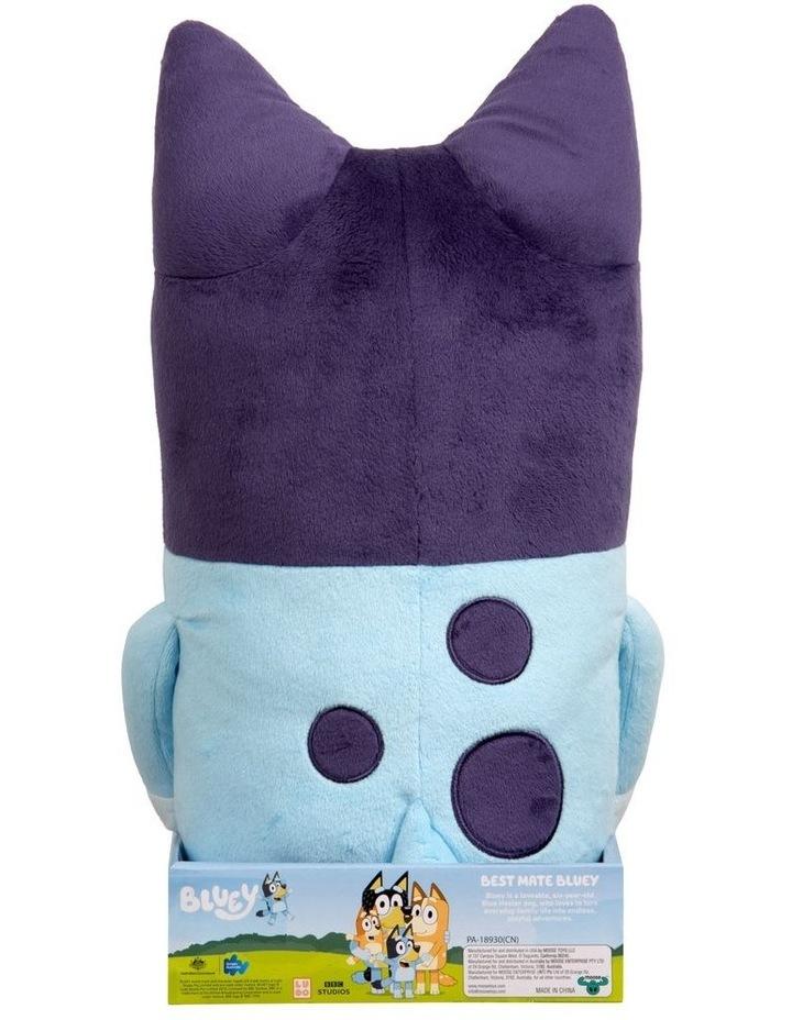 Best Mate Bluey Large Plush image 5