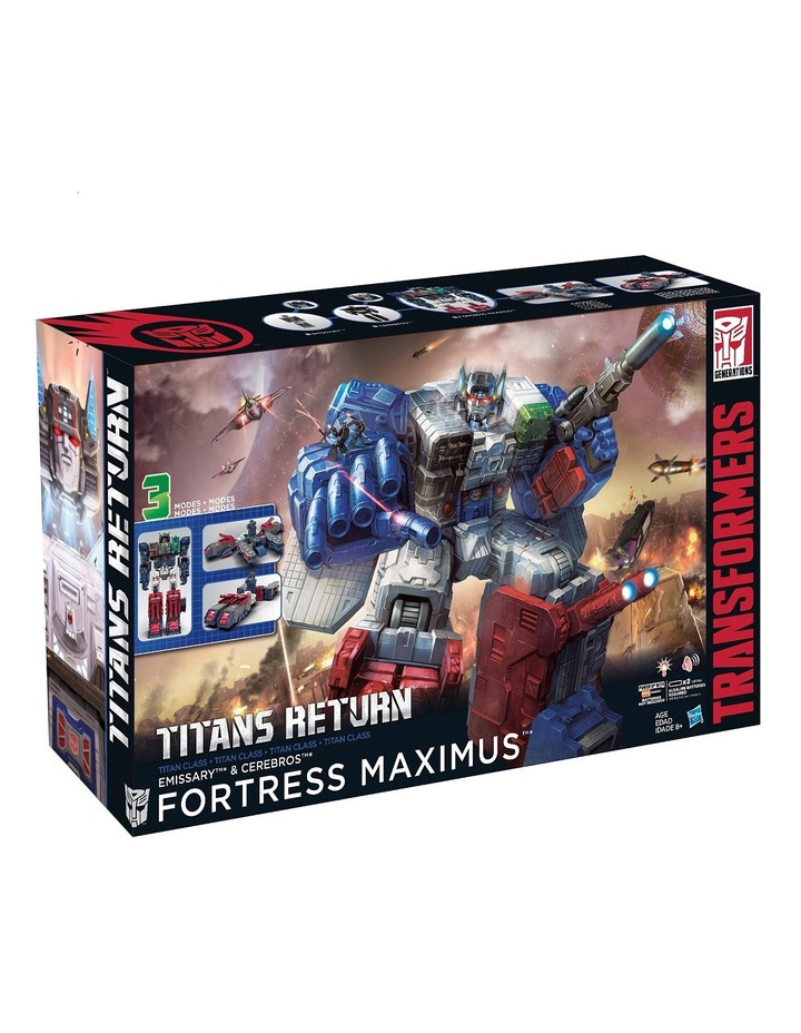 Generations Fortress Maximus image 1