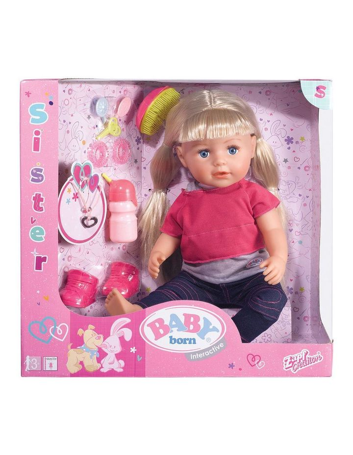 Interactive Sister Doll image 1