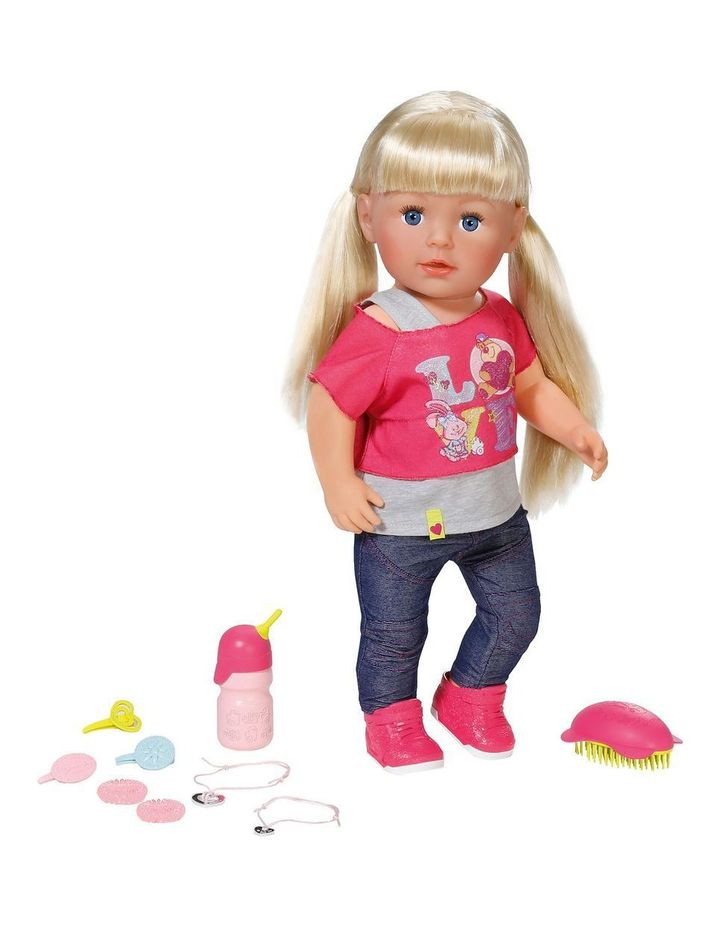 Interactive Sister Doll image 2
