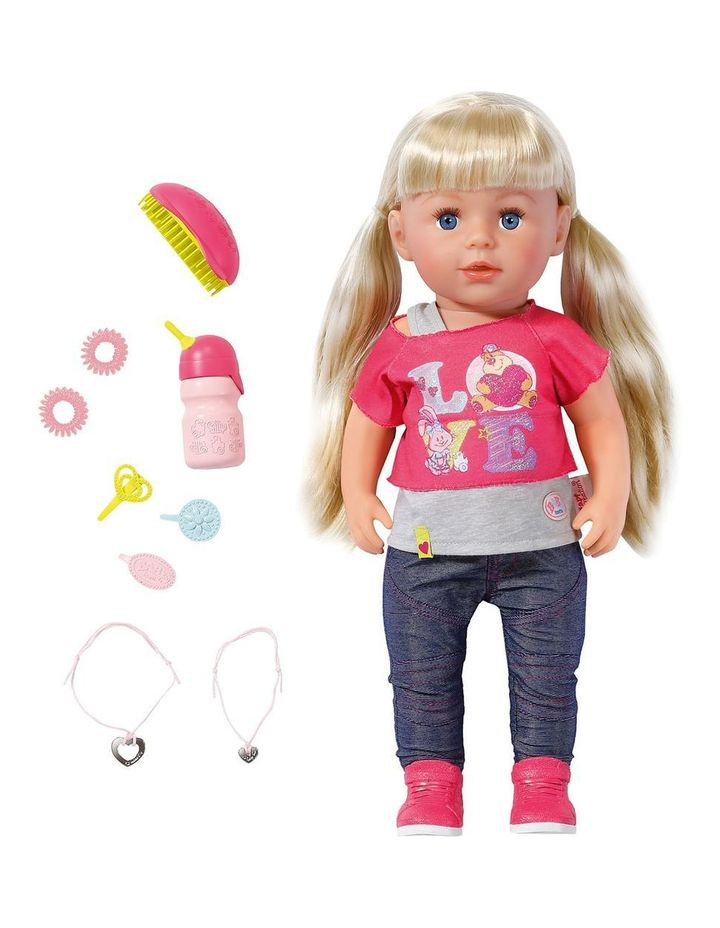 Interactive Sister Doll image 3