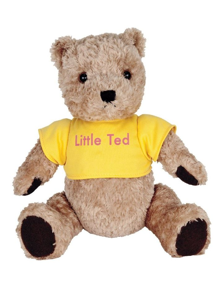 Little Ted Plush image 1