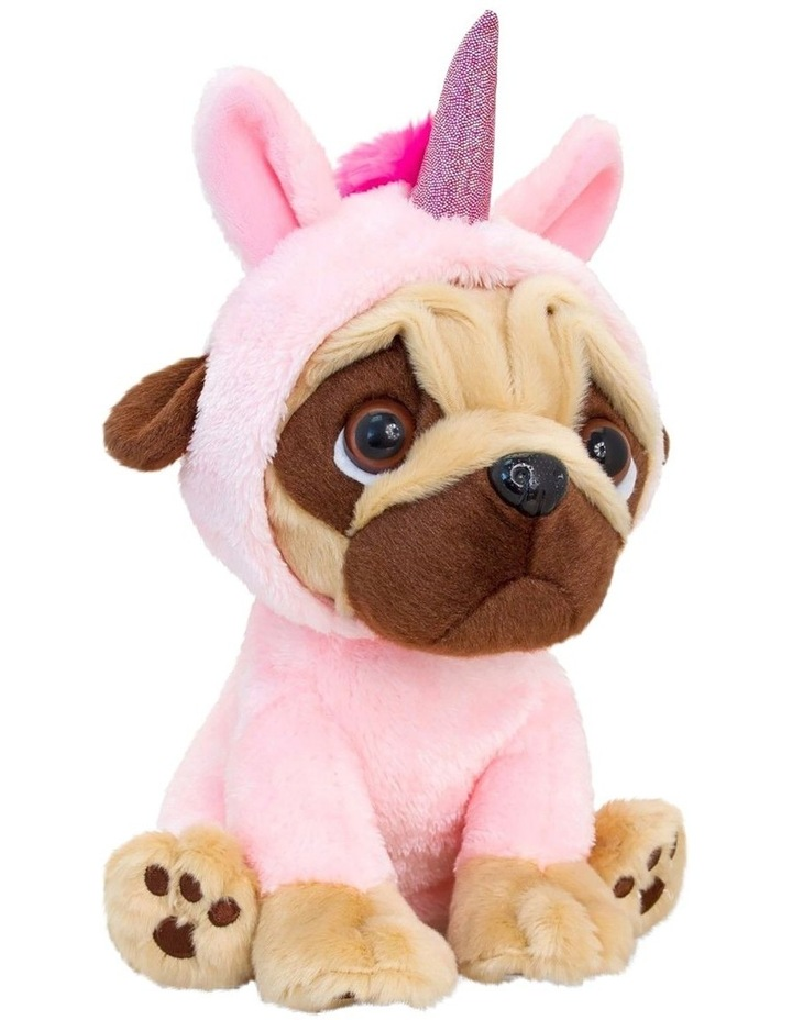 Pugsley Unicorn Light Pink image 1