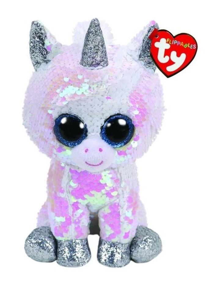 Ty Flippables Diamond the White Unicorn image 1