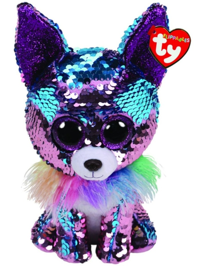 Ty Flippables Medium Yappy the Chihuahua image 1