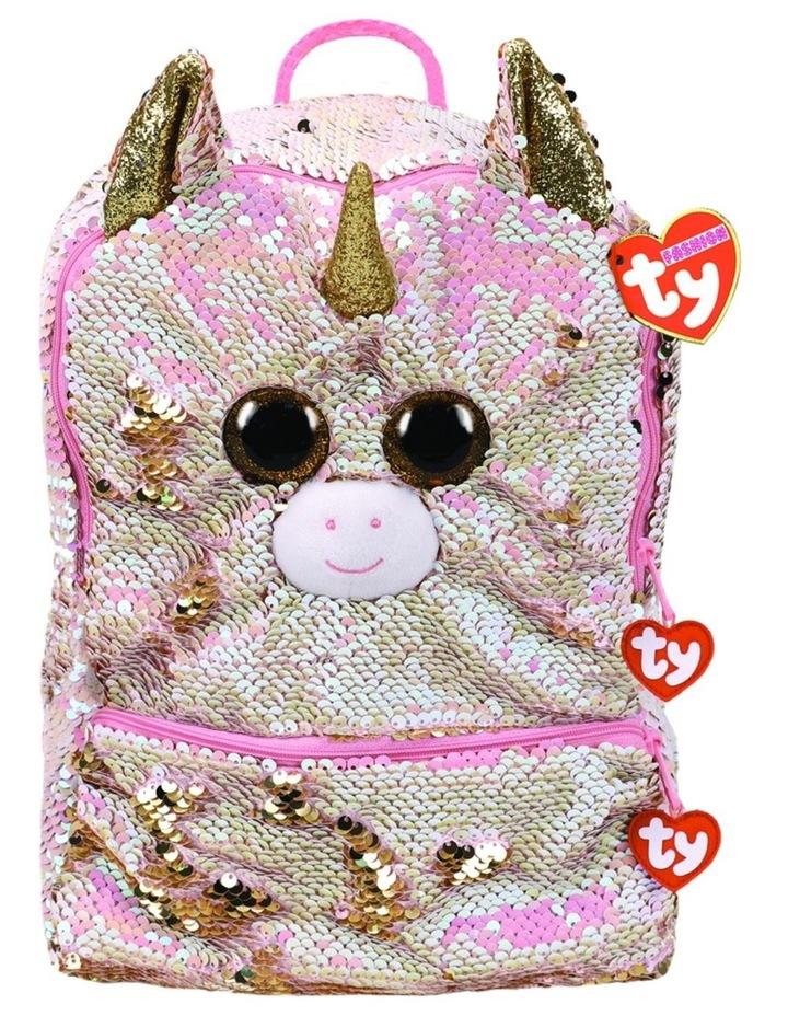 Fashion Sequin Backpack Fantasia Unicorn image 1