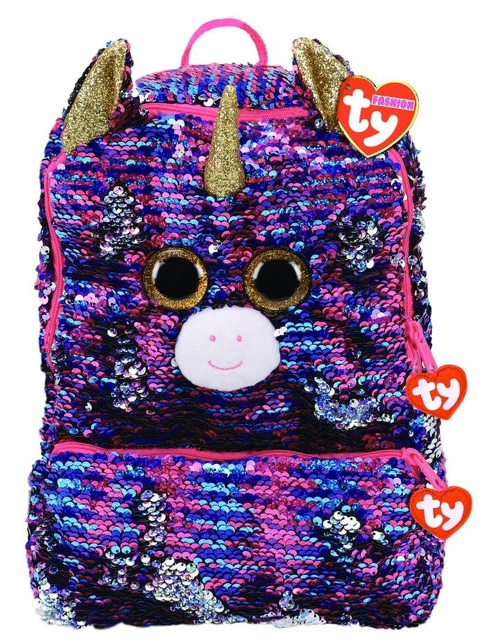 Fashion Sequin Backpack Rosette Unicorn image 1