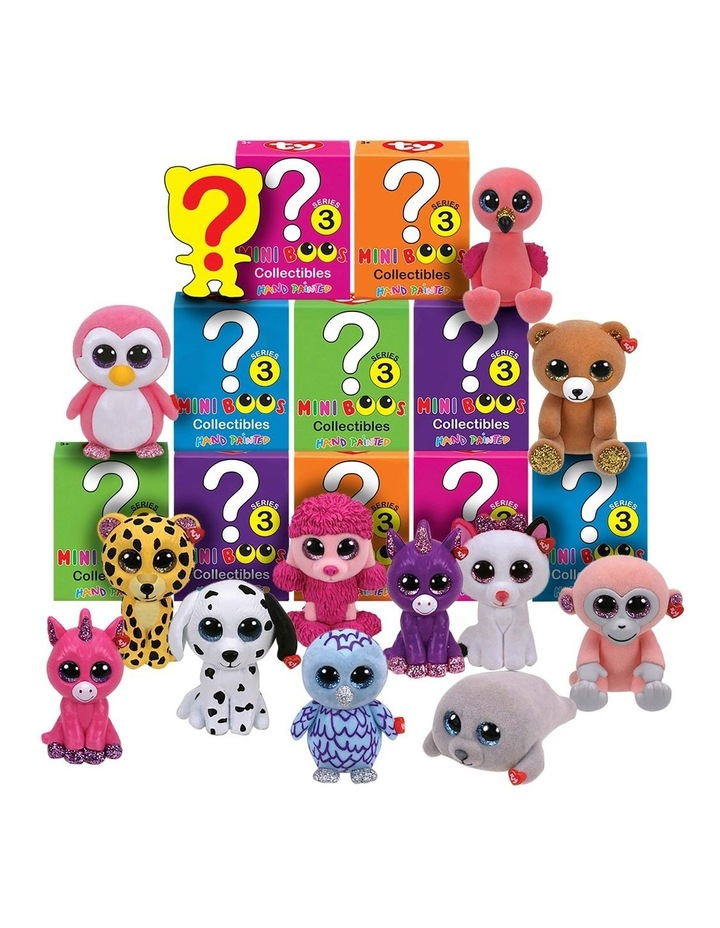 Ty Mini Boos Collectibles 3 Assortment image 1