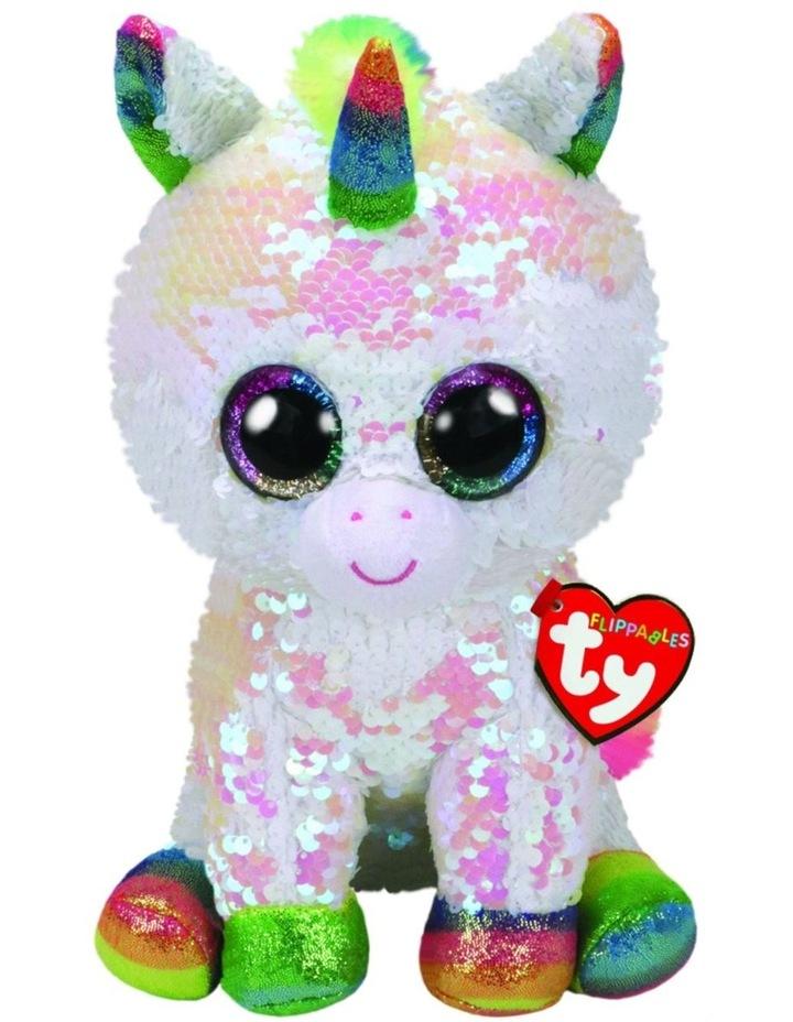 Ty Flippables Medium: Pixy Unicorn image 1