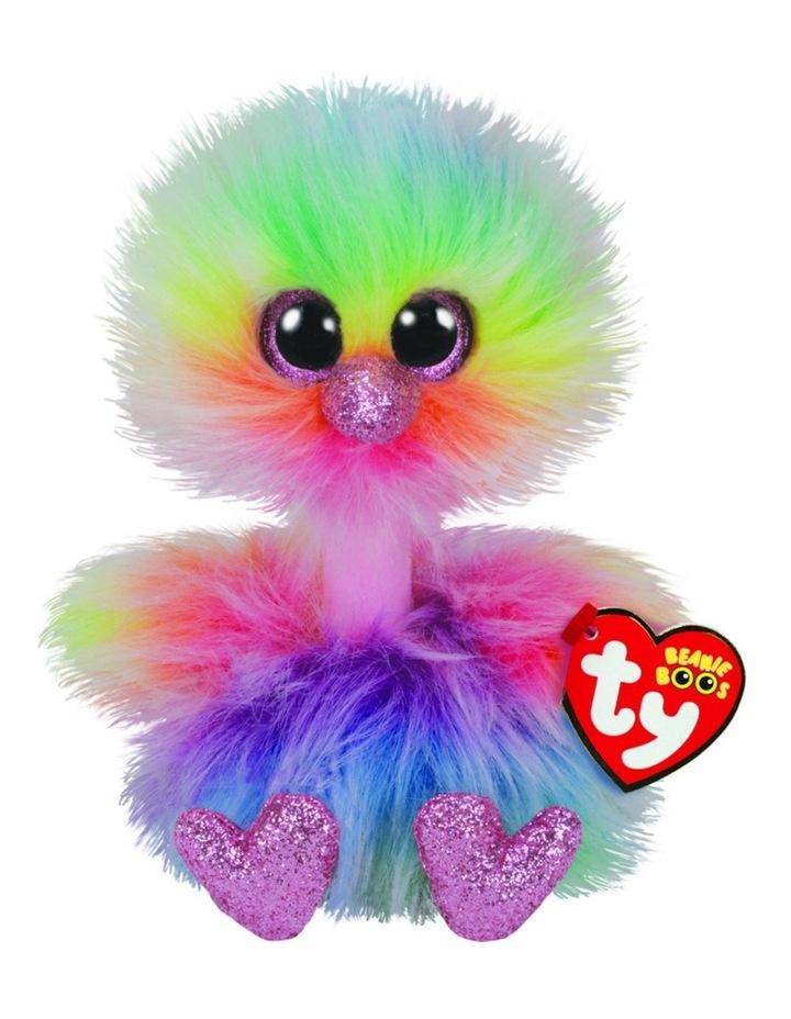 Ty Regular Beanie Boos: Asha Ostrich image 1